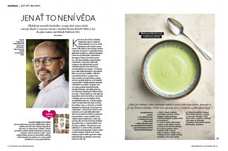 Časopis Marianne Food